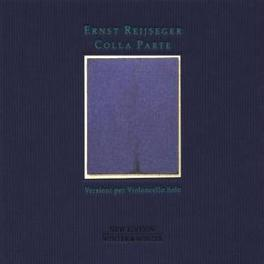 COLLA PARTE Audio CD, ERNST REIJSEGER, CD