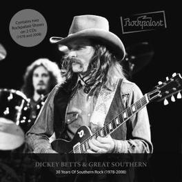 ROCKPALAST:SOUTHERN ROCK PLUS BONUS CD WITH ROCKPALAST SHOW FROM 2008 Audio CD, BETTS, DICKEY & GREAT SOU, CD