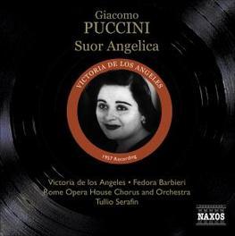 SUOR ANGELICA LOS ANGELES / BARBIERI / TEATRO DEL//SERAFION, TULIO Audio CD, G. PUCCINI, CD