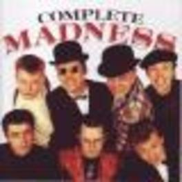COMPLETE MADNESS Audio CD, MADNESS, CD