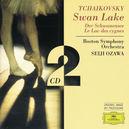 SWAN LAKE -COMPLETE- W/BOSTON SYM.ORCH., SEIJI OZAWA