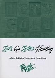 Let's Go Letter Hunting