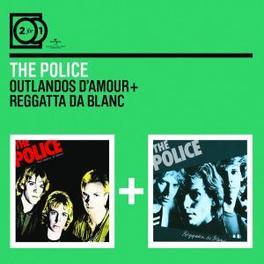 OUTLANDOS.. .. D'AMOUR/REGATTA DE BLANC//2 FOR 1 SERIE Audio CD, POLICE, CD