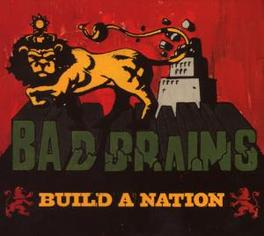 BUILD A NATION PRODUCED BY ADAM YAUCH FROM THE BEASTIE BOYS Audio CD, BAD BRAINS, CD