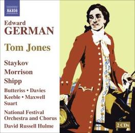 TOM JONES Audio CD, STAYKOV/MORRISON/SHIPP, CD