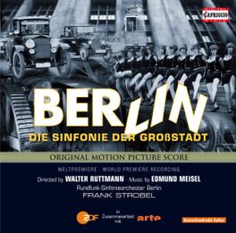 BERLIN-SINFONIE DER.. STROBEL/RSO BERLIN E. MEISEL, CD