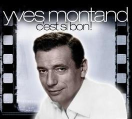 C'EST SI BON TR:CLOPIN CLOPANT/GILET RAYE/SANGUINE/A PARIS/& MORE Audio CD, YVES MONTAND, CD