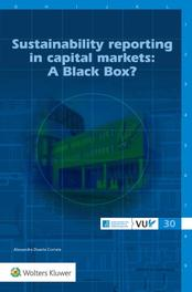 Sustainability reporting in capital markets: A Black Box?. Hardcover