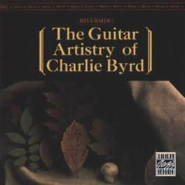 GUITAR ARTISTRY OF... ..CHARLIE BYRD Audio CD, CHARLIE BYRD, CD
