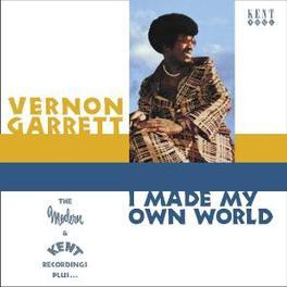 I MADE MY OWN WORLD W/BONUS: LIVE RECORINGS FROM 1964 Audio CD, VERNON GARRETT, CD