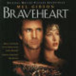 BRAVEHEART MUSIC BY JAMES HORNER//LONDON S.O. Audio CD, OST, CD