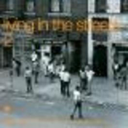 LIVING IN THE STREETS 2 W/JOE BATAAN/BYRDIE GREEN/IRENE REID/SHARON CASH/MACHO V/A, Vinyl LP