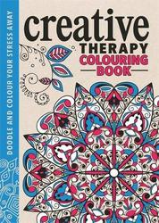 Creative therapy colouring...