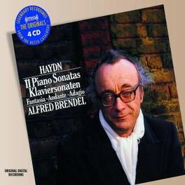 PIANO SONATAS ALFRED BRENDEL Audio CD, J. HAYDN, CD