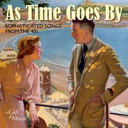 AS TIME GOES BY W:BING CROSBY/HARRY JAMES & DICK HAYMES/LENA HORNE/&MOR Audio CD, V/A, CD