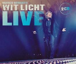 WIT LICHT LIVE Audio CD, MARCO BORSATO, CD