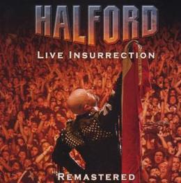 LIVE INSURRECTION Audio CD, HALFORD, CD