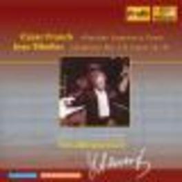 PSYCHE/SYMPHONY NO.2 &.. GURZENICH ORCHESTRA KOLN/AHRONOVITCH Audio CD, FRANCK/SIBELIUS/BRUCKNER, CD