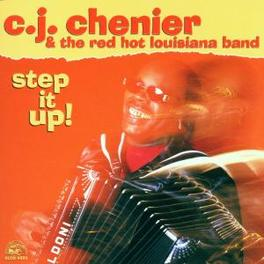 STEP IT UP Audio CD, C.J. CHENIER, CD