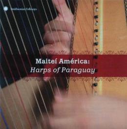 MAITEI AMERICA:HARPS OF.. .. OF PARAGUAY Audio CD, V/A, CD