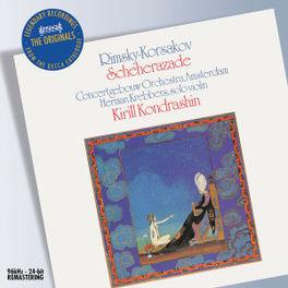 SCHEHERAZADE W/KONDRASHIN Audio CD, RIMSKY-KORSAKOV/BORODIN, CD