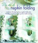 The art of napkin folding