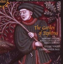 GARDEN OF ZEPHIRUS Audio CD, GOTHIC VOICES, CD