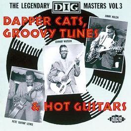 DAPPER CATS GROOVY TUNES Audio CD, V/A, CD