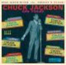 DEDICATED TO THE KING + ON TOUR Audio CD, CHUCK JACKSON, CD