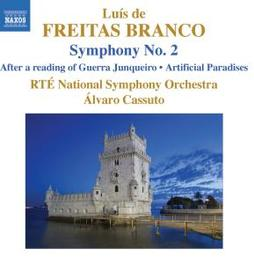 SYMPHONY NO.2 RTE NAT.S.O./CASSUTO Audio CD, F. BRANCO, CD