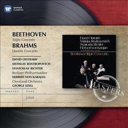 TRIPLE CONCERTO HERBERT VON KARAJAN L. VAN BEETHOVEN, CD