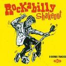 ROCKABILLY SHAKEOUT W/9 BONUS TRAX -W/GLENN BARBER,HAL HARRIS,LINK DAVIS,..
