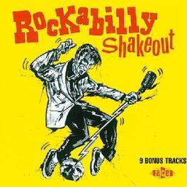 ROCKABILLY SHAKEOUT W/9 BONUS TRAX -W/GLENN BARBER,HAL HARRIS,LINK DAVIS,.. Audio CD, V/A, CD
