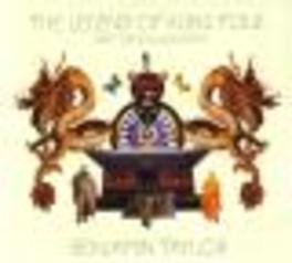 LEGEND OF KUNG FOLK.. Audio CD, TAYLOR, BEN -BAND-, CD