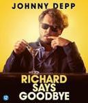 Richard says goodbye,...