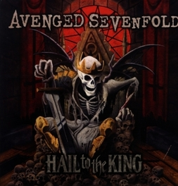 HAIL TO THE KING + DOWNLOAD CARD AVENGED SEVENFOLD, Vinyl LP