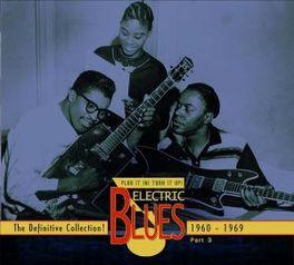 PLUG IT IN! PART 3 -EN- *ENGLISH BOOKLET* // 1960-1969 // ELECTRIC BLUES // DG V/A, CD