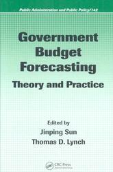 Government Budget Forecasting