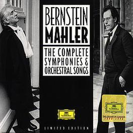 SYMFONIES KCO/VPO BERNSTEIN Audio CD, G. MAHLER, CD