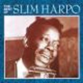 BEST OF -18 TR.- Audio CD, SLIM HARPO, CD