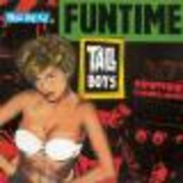 FUNTIME -28TR- COMPILATION. POST-METEORS Audio CD, TALL BOYS, CD