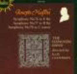 SYMPHONIES NOS.76-78 THE HANOVER BAND Audio CD, J. HAYDN, CD