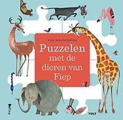 Puzzelen met de dieren van...