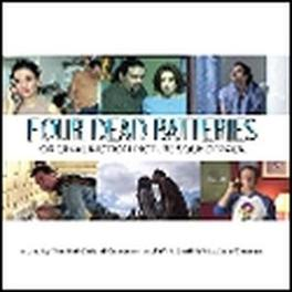 FOUR DEAD BATTERIES JAZZ & WESTERN SWING BY 'HOT CLUB OF COWTOWN' Audio CD, OST, CD