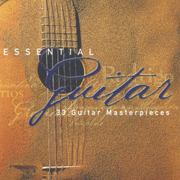 ESSENTIAL GUITAR WORKS:RODRIGO/VIVALDI/TARREGA/W/JOHN WILLIAMS, PEPE ROM Audio CD, V/A, CD