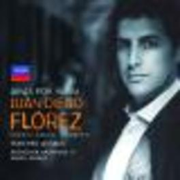 ARIAS FOR RUBINI Audio CD, JUAN DIEGO FLOREZ, CD