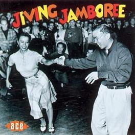 JIVING JAMBOREE W/LOUIS JORDAN, CLARENCE HENRY, CADETS, ETTA JAMES, JOE Audio CD, V/A, CD