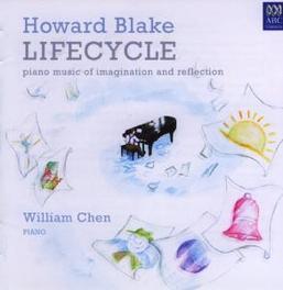 HOWARD BLAKE'S LIFECYCLE Audio CD, WILLIAM CHEN, CD