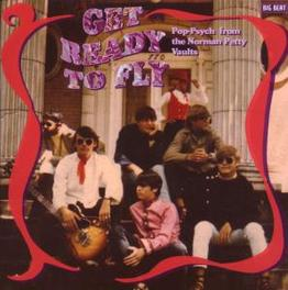 GET READY TO FLY ! POP-PSYCH FROM THE NORMAN PETTY VAULTS Audio CD, V/A, CD