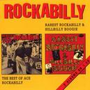 RAREST ROCKABILLY & HILLB 'BEST OF ACE ROCKABILLY' -2 ON 1-